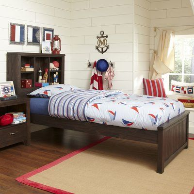 Greyleigh Bedlington Mate S Amp Captain S Bed With Bookcase