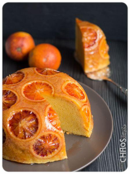 English Orange Pudding englischer Orangen Pudding