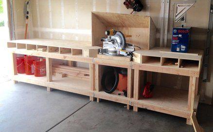 Garage Storage Cabinets Workshop