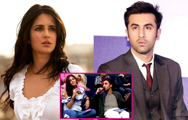 Ranbir Kapoor says Katrina Kaif didn't act and she is damn pissed about it – watch video #FansnStars