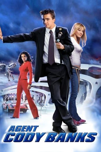 Agent Cody Banks (2003) - Watch Agent Cody Banks Full Movie HD Free Download - Download and Streaming ≗© Agent Cody Banks (2003) full-Movie Online.