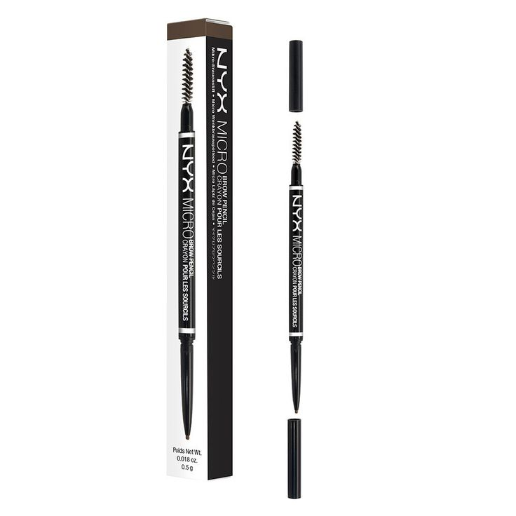 Brow Pencil: I think this is as good as Anastasia & I've tried both. Ain't nobody trying to spend $30 on brow products. NYX Micro Brow Pencil