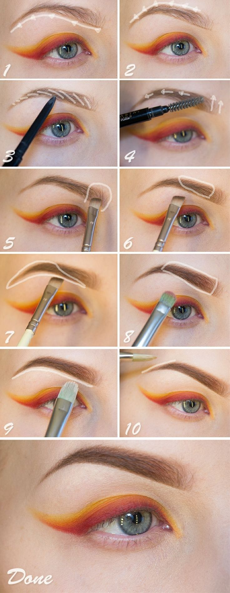 Eyebrows - Tutorial