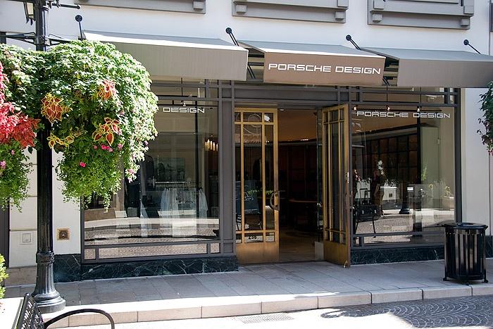 Porsche Design Store - Beverly Hills