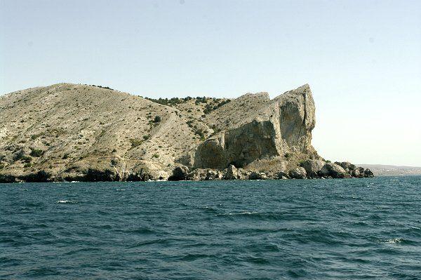 Crimea: Sudak bay (Судакская бухта)
