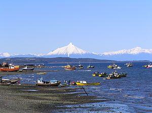 Mount Cerro Corcovado