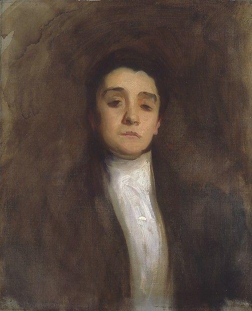 Eleonora Duse, 1894, Sargent