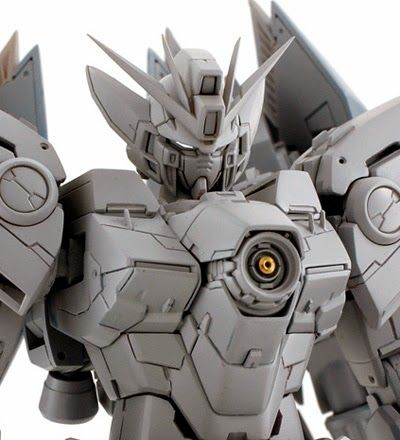 GUNDAM GUY: MG 1/100 Wing Gundam Proto Zero - Customized Build