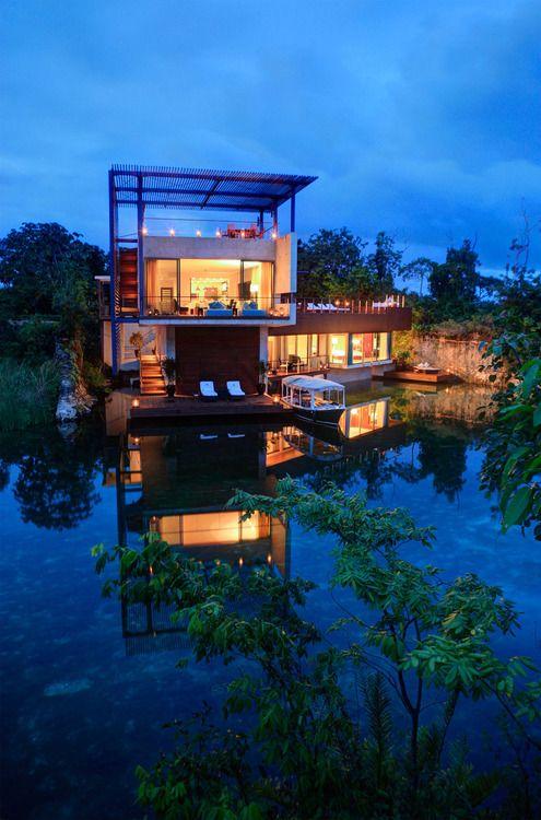 Luxury Suite Spotlight: Rosewood Mayakoba's New Casa Laguna. #RivieraMayaMéxico