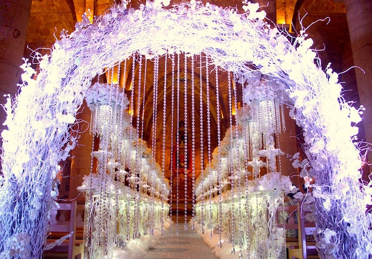 Arabic wedding decoration entrance engagement party for Arab wedding stage decoration
