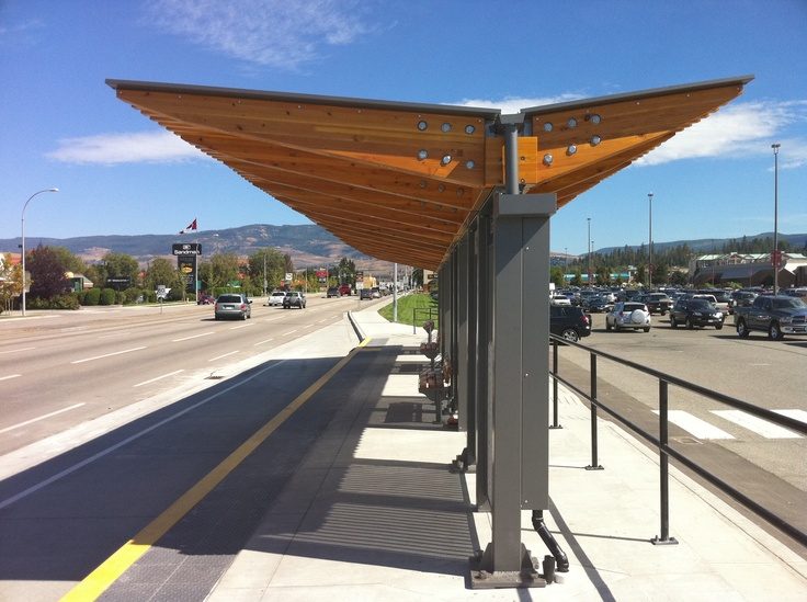 Bus Stop Near Orchard Park Mall