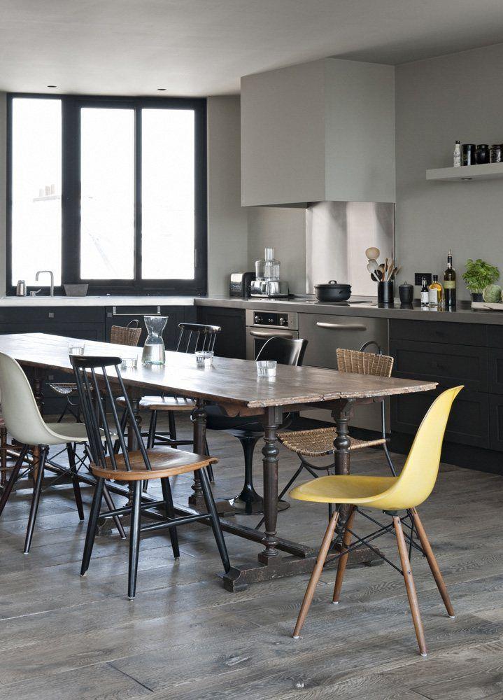 Chabrol Aparment Antonio Virga Architecte Atelier Barda