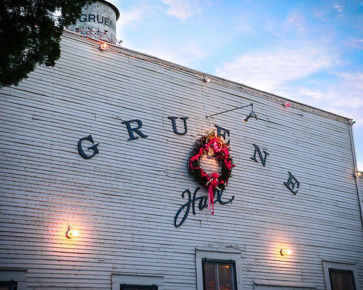 A Gruene Christmas - Texas
