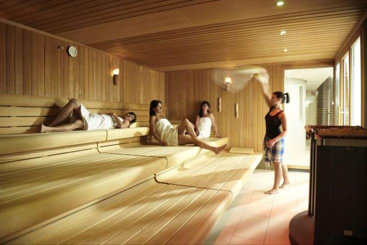 Richtig Saunieren - regelmäßige Saunabesuche verbessern die Geusndheit