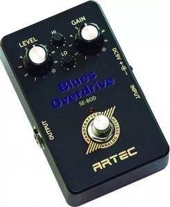 frete grátis artec se-bod pedal para guitarra blues overdriv