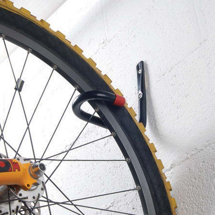 Gancio singolo porta bici #tool, #tools, #hook, #hooks, #panel, #instruments, #instrument, #spacesaving, #attrezzi, #attrezzo, #ganci, #gancio, #pannello, #portattrezzi, #salvaspazio