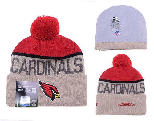 NFL Arizona Cardinals Stitched Knit Beanies 018