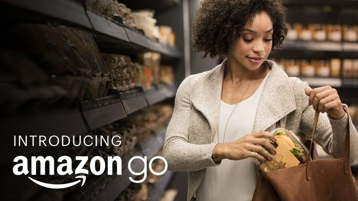 Amazon Announces Physical 'Amazon Go' Stores With No Lines, Checkout, or Cashiers