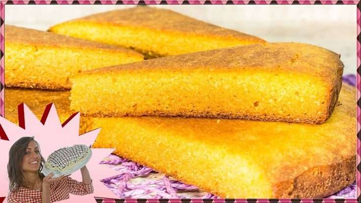 Cornbread - Pane di Mais Senza Glutine