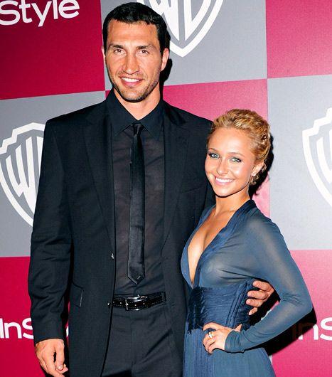 Hayden Panettiere and boxer Wladimir Klitschko are secretly planning a wedding!
