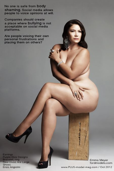 Body Shaming Feature In Plus Model Mag  Owning Our Beauty -6700