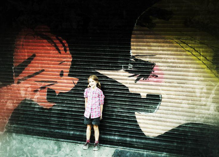 Street art Soho NY