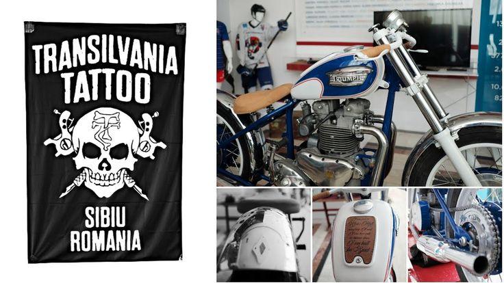 Transilvania Tattoo Sibiu