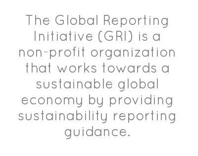 https://www.globalreporting.org/information/about-gri/what-is-GRI/Pages/default.aspx    Alt om GRI + database over bærekraftsrapporter hvor GRIs rammeverk er benyttet.
