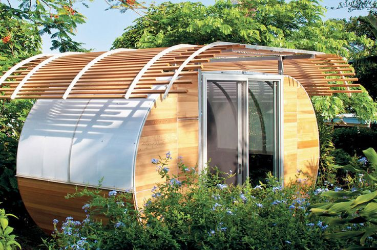 House Arc - DOWNSIZE ME: Giga-Living in Nano Houses - May/June 2012 - Sierra Magazine - Sierra Club