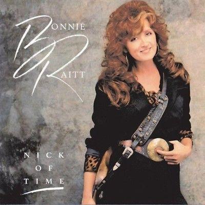 Nick of Time [Audio Cassette] Raitt, Bonnie