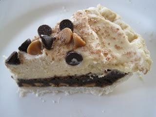 Mile High Peanut Butter Brownie Pie | Desserts :) | Pinterest