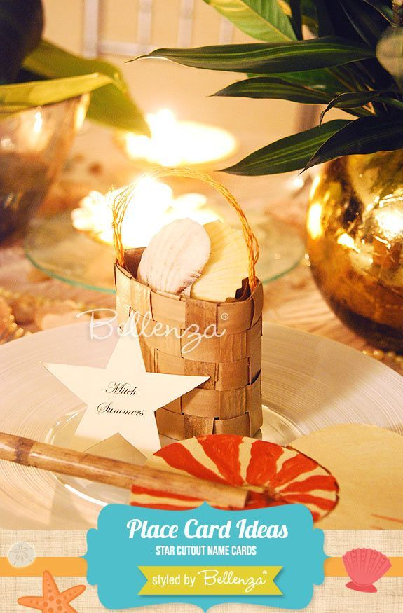 17 best images about diy weddings crafts on pinterest for Make your own wedding place cards