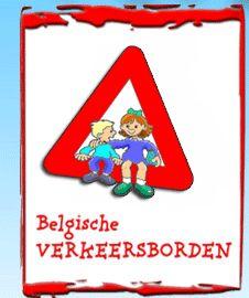 Site i.v.m. verkeer voor kinderen.