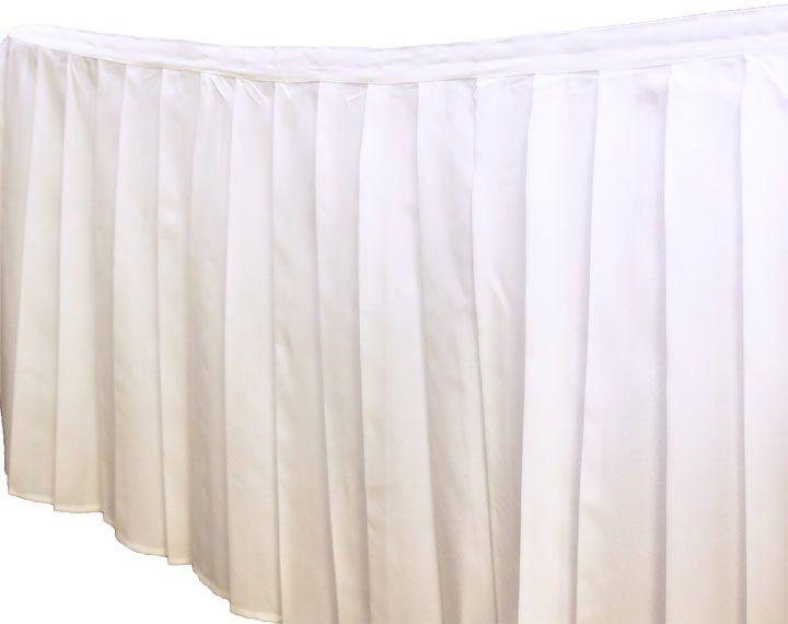 Best 25 Table Skirts Ideas On Pinterest Tulle Table