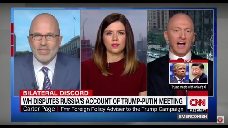 """Carter Page's DELUSIONAL Statement on Trump-Putin Meeting """"Greatest Mome..."""