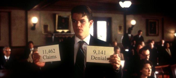 """#InstructionCivique """"L'Idéaliste"""" 1997 de Francis Ford Coppola avec Matt Damon, Claire Danes sur @OCSTV Choc"""