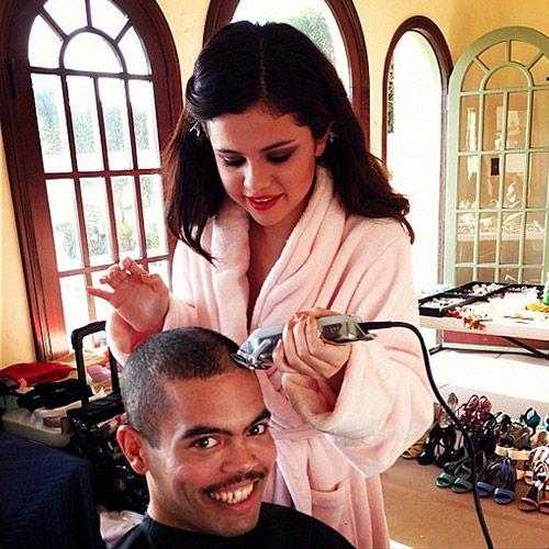 selena gomez shoe instagram | Selena Gomez Shoots With Terry Richardson, Matches In Plaid | MTV ...