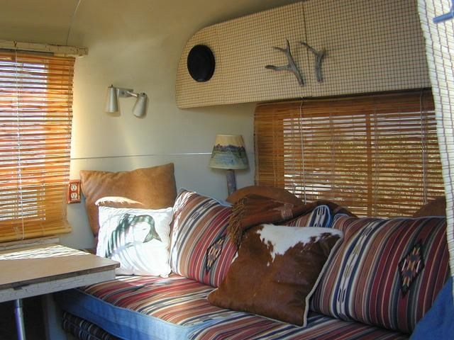 1000+ Ideas About Camper Interior Design On Pinterest
