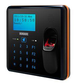 <ul> <li>Bell key function design. Suit for various location.</li> <li>Casing tamper proof detection and door tamper alarm.</li> <li>Slim, stylish design, sensitive touch keypad with blue backlight.</li> <li>Dual card / fingerprint contrast function, improve system security.</li> <li>High security, using encryption with random code to saving finger characteristic.</li> <li>Large LCD dis...