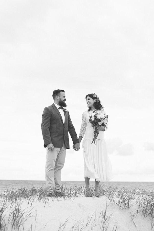 Rachel & Greg » A Vintage Beach Wedding in Mollymook » Willow & Co.