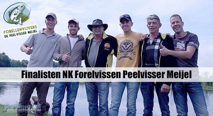 Afgelopen zondag 31 juli werd de laatste voorronde gehouden voor het NK Forelvissen bij Forellenvijvers de Peelvisser Meijel. Na alweer de vierde…