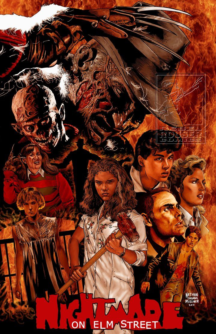 an overview of the horror movie a nightmare on elm street A nightmare on elm street - horror movies - horrornewsnet synopsis: years after being burned alive by a mob of angry parents, child murderer freddy krueger.