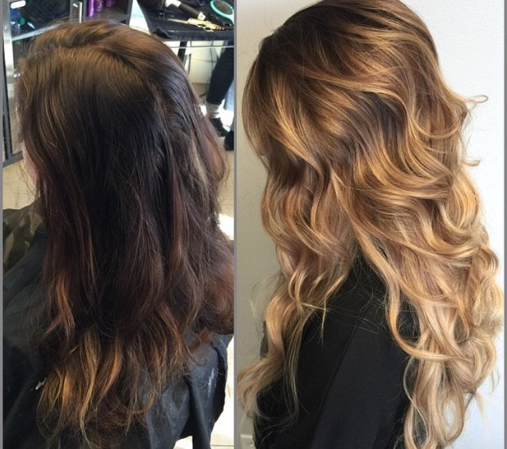 My hair transformation #olaplex