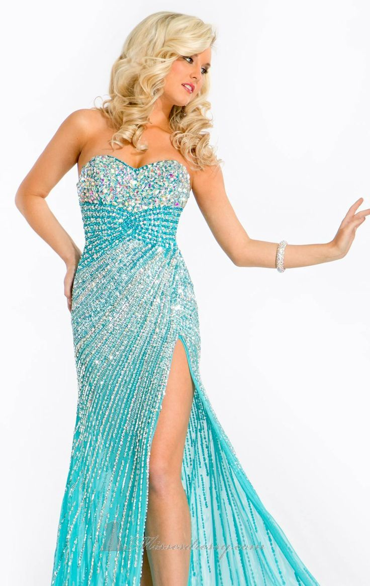 11 best Prom Queen images on Pinterest | Party wear dresses, Evening ...