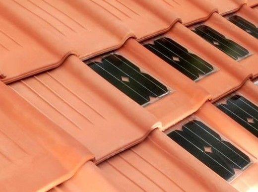 Best 25+ Solar Tiles Ideas On Pinterest | Roof Solar Panels, Solar Roof  Tiles And Roof Tiles