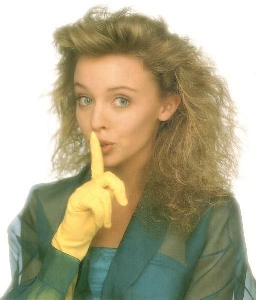 Kylie Minogue 80's.
