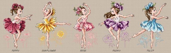 Gallery.ru / Foto # 8 - G 115 Flower Dance - Chispitas
