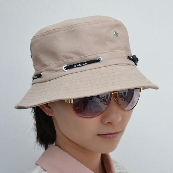 new outdoor leisure unisex fishing hat mountaineering hat bucket hats group tours Sun hat