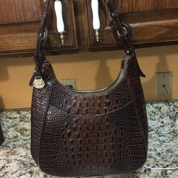 Brahmin handbag Brahmin handbag  very good condition Like new Brahmin Bags