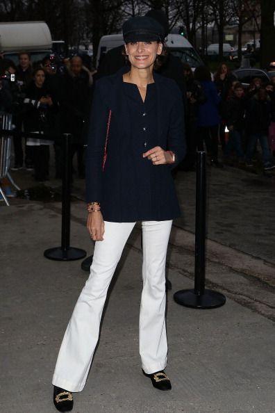 486 best images about ines de la fressange style on pinterest parisians white jeans and style - Mari d ines de la fressange ...